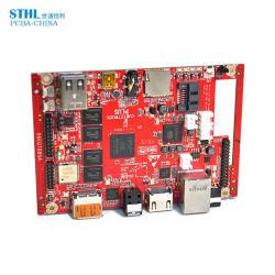 Shenzhen ISO9001 Electronics PCBA Assemblée RoHS 94V0 CARTE À CIRCUIT IMPRIMÉ