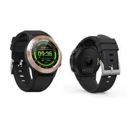 Multi-Motion компас GPS Android Ios Smart смотреть с ЧСС контроля давления крови IP67 водонепроницаемый полностью нажмите кнопку Band для запястья