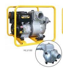 مجموعة مضخة مياه المهملات ذات الإطار القوي مقاس 80 مم لإمداد المحرك بالطاقة الكهربائية