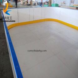 Хоккей Balustrade ледовый каток барьер PE спорта барьер ограждения