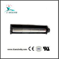 جهاز الطهو الكهربائي رادياتير تبريد محرك مروحة التيار المستمر التدفق المتداخل قابل للتخصيص