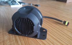 Avertissement de conduite de son système de haut-parleur pour les nouveaux véhicules de l'énergie