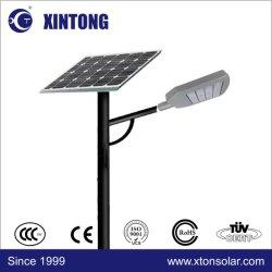 알루미늄 저축 에너지 LED 태양 에너지 가로등 램프 주거는 주물을 정지한다