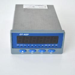 適用範囲が広いカスタマイズされた6ディジットLEDデジタルの表示器の力量計のメートル
