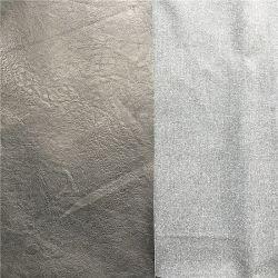 Doux sentiment PU respirant la main en cuir synthétique matériau pour vêtements pantalon Pantalon Robe Veste manteau