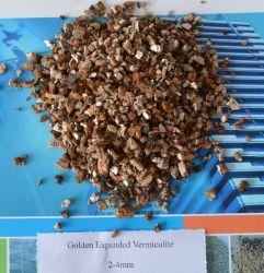 Placa de prevenção contra incêndio isolamento pastilhas de freio usado prateadas vermiculita expandida