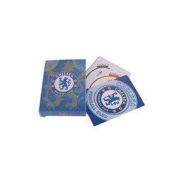 カスタマイゼーションの卸し売り印刷の高品質PVCプラスチック火かき棒のカード