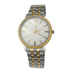 Kwarts van uitstekende kwaliteit Twee van Japan van Mijnheren Populair het Horloge van de Kleding van de Toon (HM2700)