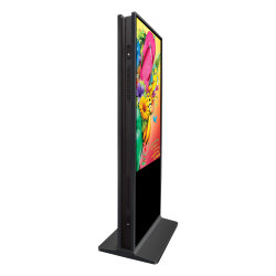 Aiyos 32 Zoll Digital Signage Interactive Touch Kiosk Solutions USB-Versionen