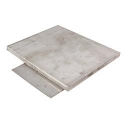 Plaque en acier inoxydable de tôle en acier de haute qualité
