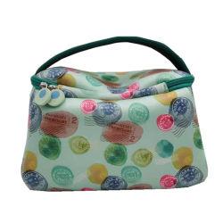 新製品の方法カスタムプリント女性携帯用構成の化粧品袋