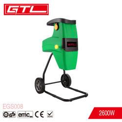 sfibratore elettrico silenzioso della trinciatrice del giardino 2600W con la casella dell'accumulazione 60L