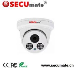 tipo macchina fotografica coassiale Analog di 4K 8MP Hikvision del CCTV di obbligazione di schiera di IR