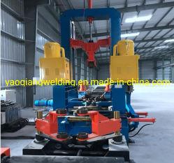 H-Träger-Schweißens-Zeile 3 Funktions-montierende Maschine, die Maschine geraderichtet