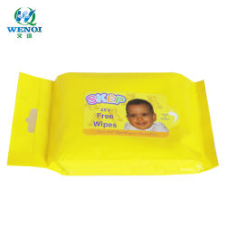 Soem-Fabrik-Taschen-Verpackungs-Baby-nasse Wischer