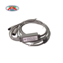 Automotivo personalizado do Chicote Elétrico do Conjunto de cabos com todos os tipos de conector