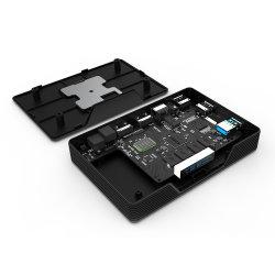 Nuevo Smart Android TV Box X96H H603 con WiFi de 2,4 Ghz, Cuadro de Vtt Android 9.0 TV HD de alta velocidad, soporte 6K y el HDMI en