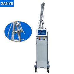Huid van de Laser van Co2 van de Buis van het glas duikt de Verwaarloosbare Medische Apparatuur weer op