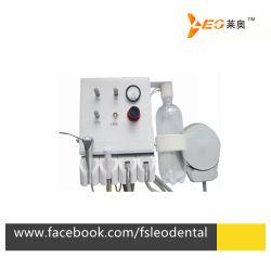 Type de mur pendaison Dental Lab Unité Turbine portable