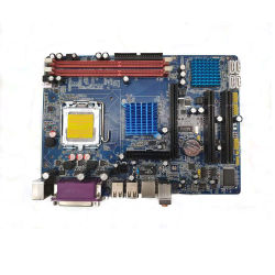 La Chine prix bon marché de gros de conditionnement LGA775 Intel G41 de mémoire DDR3 de la carte mère d'ordinateur de bureau