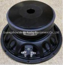 Mr10H35B Haut-parleur professionnel 10 pouces PRO Parlante son caisson de basses