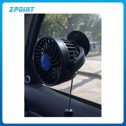 Réglable de 360 degrés de voiture avec ventouse de fixation du ventilateur de refroidissement