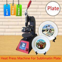 Sublimation-Platten-Wärmeübertragung-Wärme-Presse-Maschine 8 Zoll-Sublimation-Platte für Großverkauf
