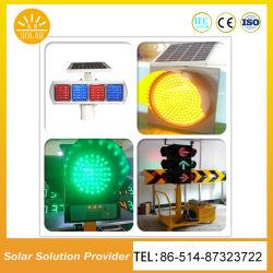 Luces de Advertencia de Señal Solar de Ahorro de Energía de Nuevo Producto para la Seguridad Vial