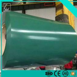 La escala ral PPGI bobinas de acero galvanizado recubierto de color para la construcción