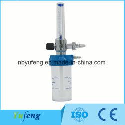 Yf-05b debitómetro de oxigênio com Umidificador
