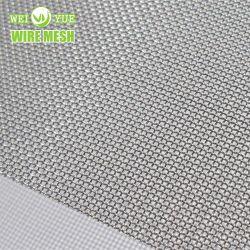 Maschendraht-Filtrationsschirm-Tuch des Ineinander greifen-SS316 80 Edelstahl gesponnenes quadratisches