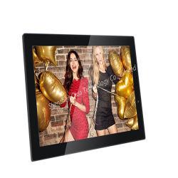 Vídeo de 8 pulgadas LCD Digital Photo Frame