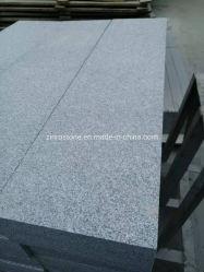 Flammé des pierres de granite G603 tuiles gris Chine/dalles pour pavés/Curbstone Curbstone//palissade