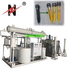 Используется автомобильный завод по утилизации масла, вакуумный отходов система очистки масла в двигателе БПК