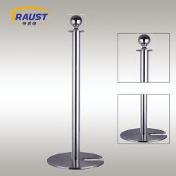 高品質のステンレス鋼並べるロープの障壁テープ柵の立場