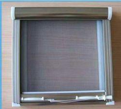 Malla de PVC de alta calidad de polipropileno recubierto de poliéster Fibra de vidrio de la pantalla de insectos Net