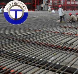 ASTM A615 HRB400 HRB500 Gr40 Gr60 Stahl verformter Stab/Stahlrebar-verstärkter Beton für Aufbau-Eisen