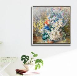 Stampa dell'olio della tela di canapa della decorazione di arte della parete dalle maschere su ordinazione