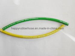 カバー高圧油圧ゴム製ホースR1/1snを滑らかにしなさい