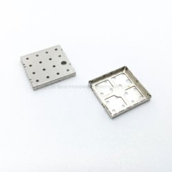 Carimbo de metal de alta precisão OEM IME Estrutura de Cobertura de RF shield