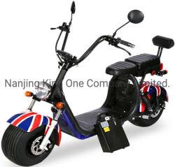 Stadt sicherer Transportion elektrischer Fahrrad Harley Roller-elektrisches Motorrad der EWG-Coc Großmacht-1500W