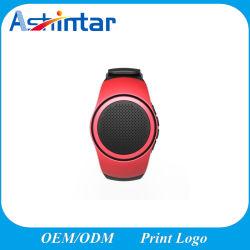 Altoparlante portatile di Bluetooth di sport di Bluetooth 2.1+EDR della vigilanza della vigilanza di musica di sport mini
