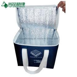 Refroidisseur de supermarchés de gros sac sac de transport thermique 600d