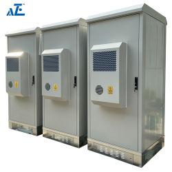 IP55 36U 19 pouces aluminium électrique en plein air en rack de matériel de télécommunications Cabinet