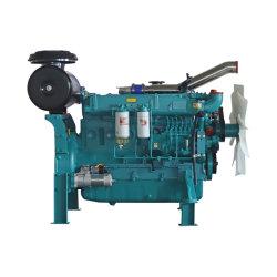 Motore diesel raffreddato ad acqua brandnew per il generatore in azione