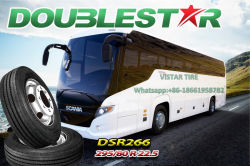 حافلة نقل الشاحنات نصف القطرية ذات النجتين Dsr266 Dsr08A Dsr118 الإطار Dsr588 295/80r22,5 315/80r22,5 385/65r22,5 13r22,5 425/65r22,5 445/65r22,5 Doublear