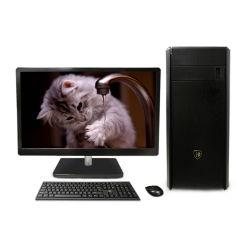 최신 판매 새로운 컴퓨터 4G 탁상용 컴퓨터 PC 상자
