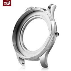Les boîtiers de montres CNC en acier inoxydable pour dames et hommes montres