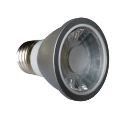 Las luces LED Focos de color RGB Mini mazorca regulable E27 E14 B22