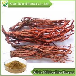 在庫のSalvia自然なMiltiorrhizaのエキスTanshinone